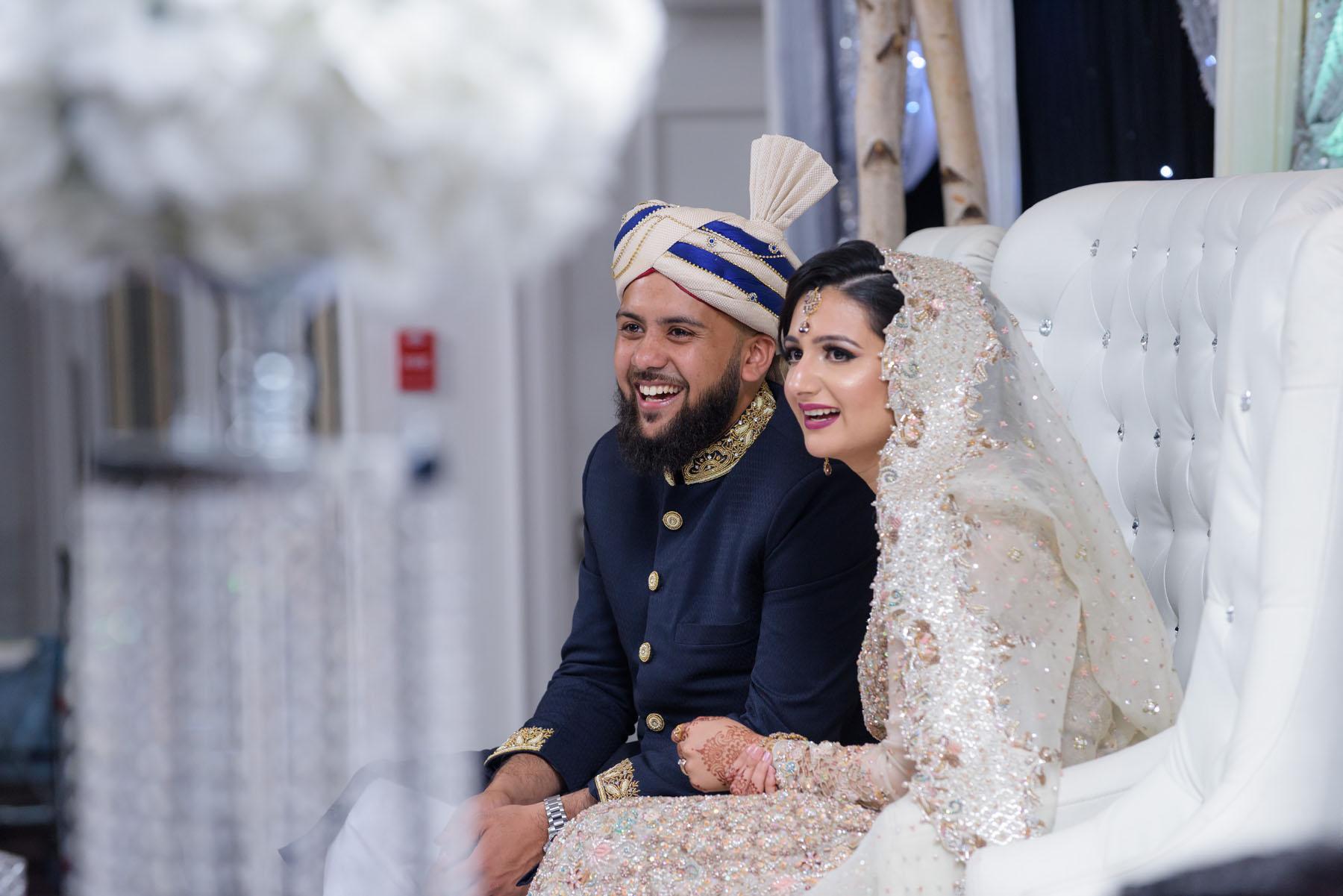 NIDA RASHID WEDDING 2017 (FAIZA SAQLAIN + ZONIA ANWAAR) – TORONTO CANADA
