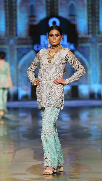 SOZ KESIMI AYLIN FORMAL by Faiza Saqlain - chambeili Bridal