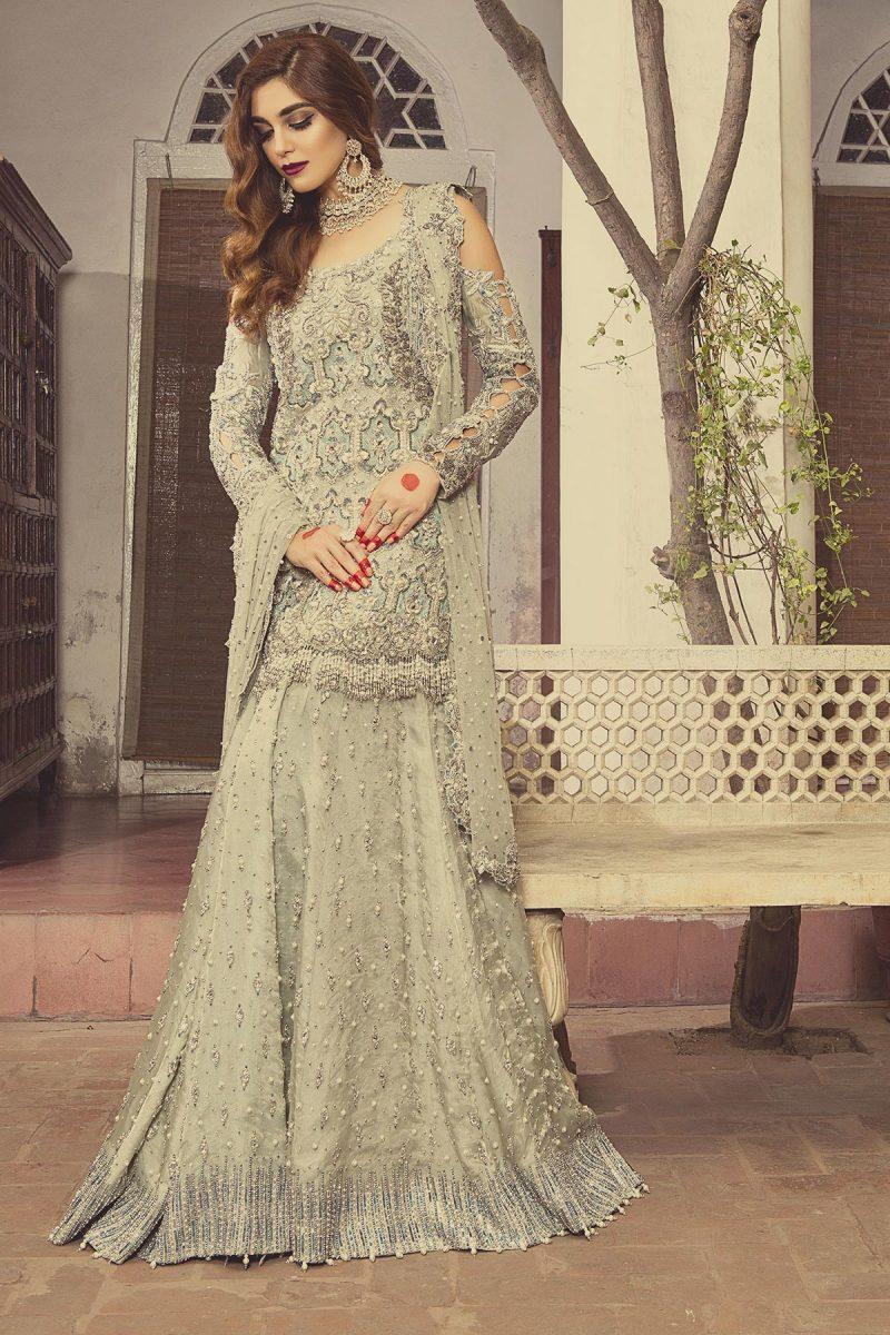 HEER CHAL CHIRAAG Bridal by Faiza Saqlain - chambeili Bridal