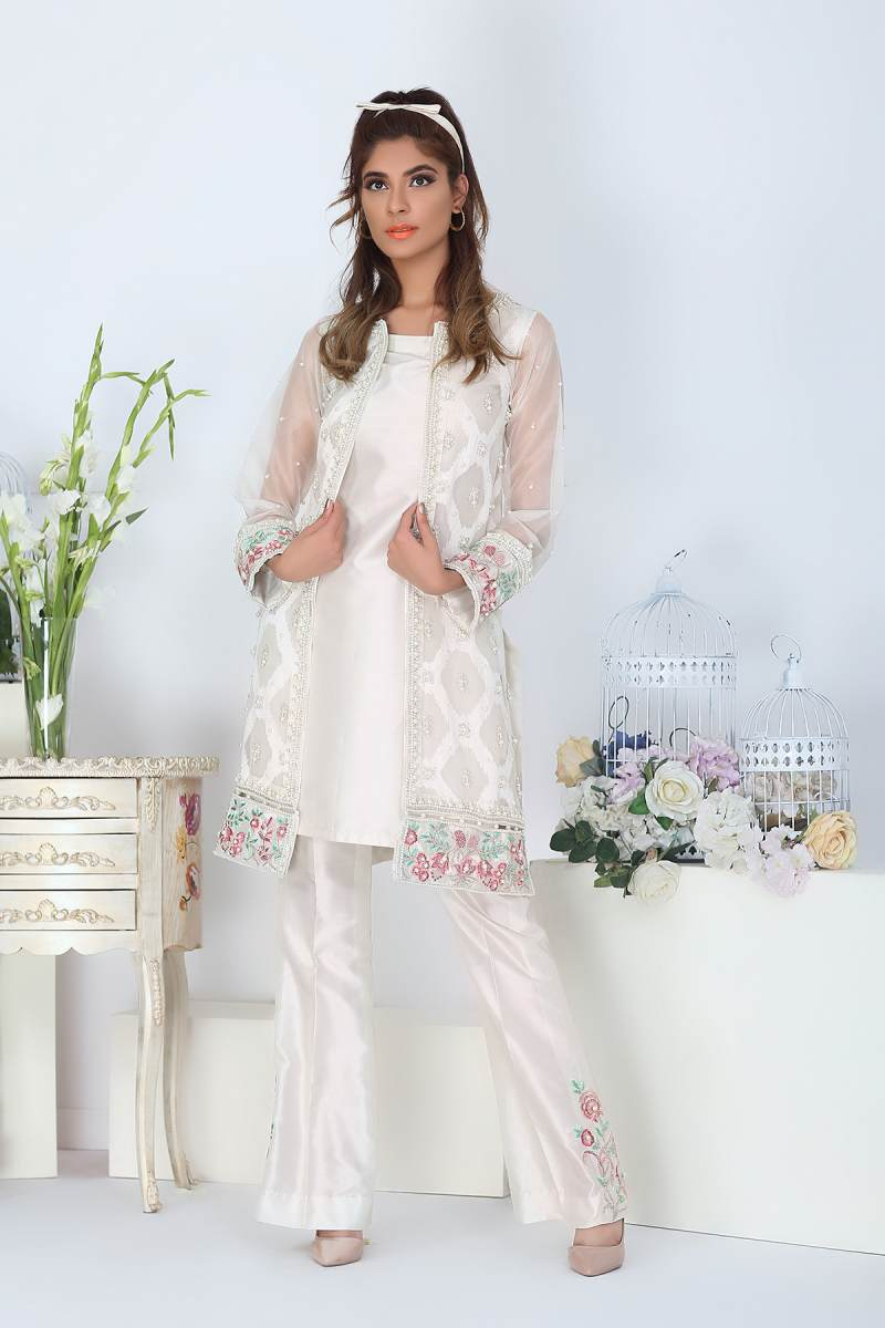 HA-25 HAMZA ANWAR LUXURY PRÉT 2018 VOL II - chambeili Bridal