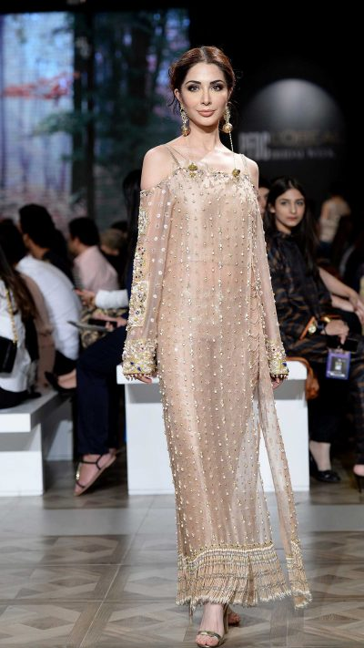 HEER DUSK Formal by Faiza Saqlain - chambeili Bridal