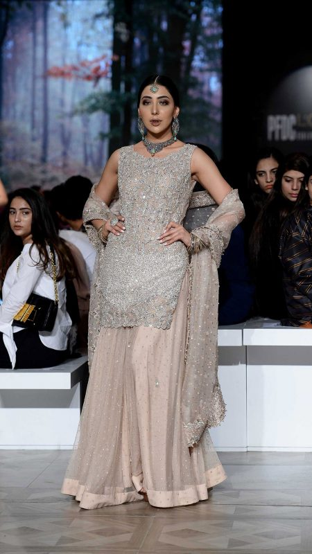 HEER OMOROSE Formal by Faiza Saqlain - chambeili Bridal