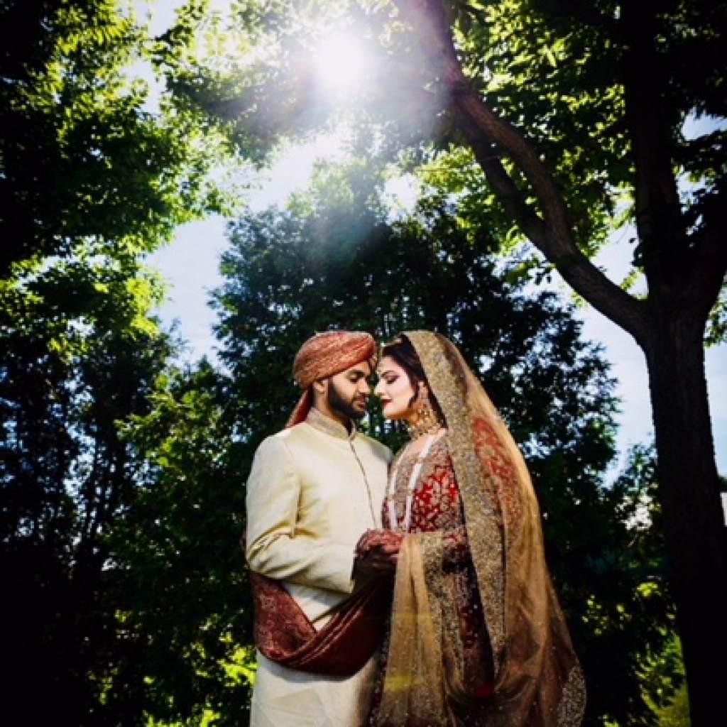 SANA RASHID WEDDING 2018 (ZONIA ANWAAR) – TORONTO CANADA