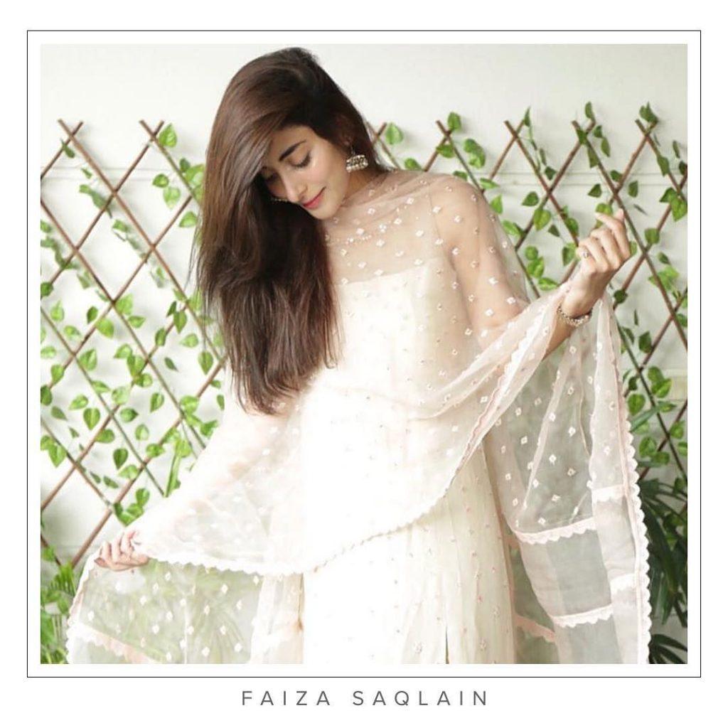 SUMMER ORCHARD BY FAIZA SAQLAIN