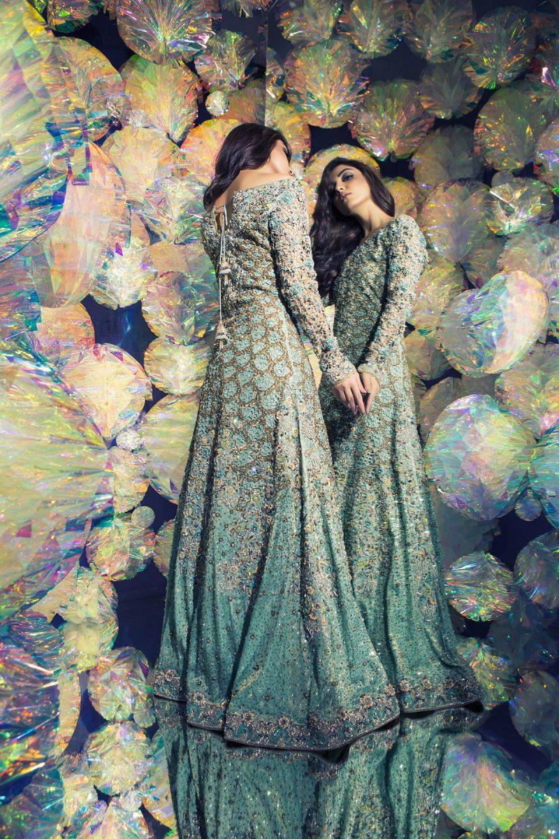 SOZ KESIMI ALMAS Bridal by Faiza Saqlain - chambeili Bridal