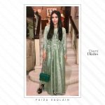 SUMMER ORCHARD PRET by Faiza Saqlain – chambeili Bridal