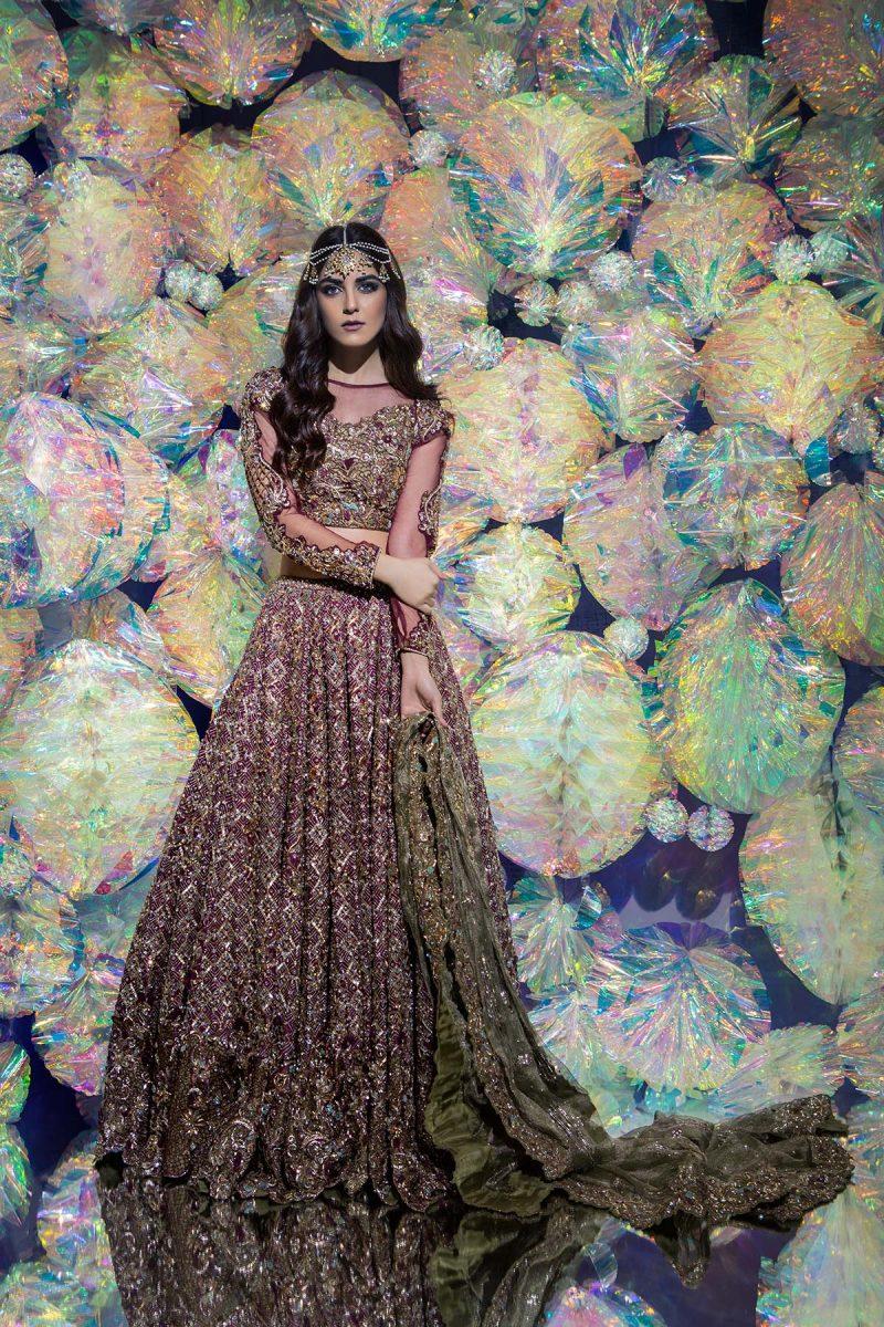 SOZ KESIMI DILAY Bridal by Faiza Saqlain - chambeili Bridal