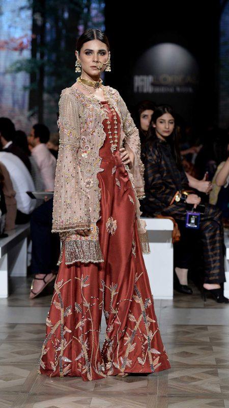 HEER KOHINOOR Bridal by Faiza Saqlain - chambeili Bridal