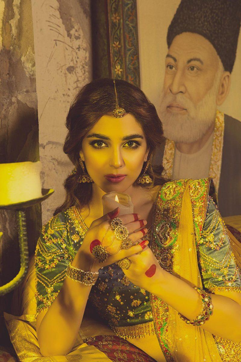 HEER RANGREZ Bridal by Faiza Saqlain - chambeili Bridal