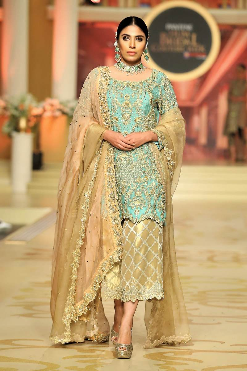 RAZE ZIBAEI ZA-RZ-610 Formal by Zonia Anwaar - chambeili Bridal