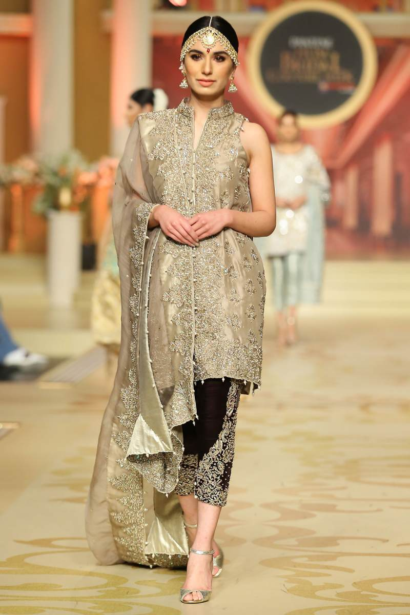 RAZE ZIBAEI ZA-RZ-611 Formal by Zonia Anwaar - chambeili Bridal