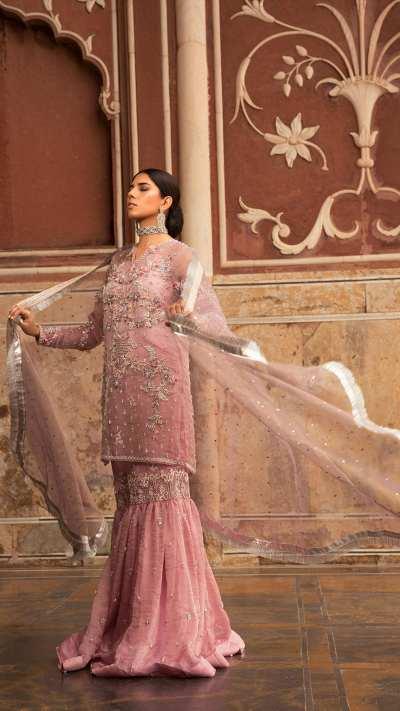 ZEB UN NISSA JAHANAARA SS19 FORMAL by Faiza Saqlain - chambeili Bridal