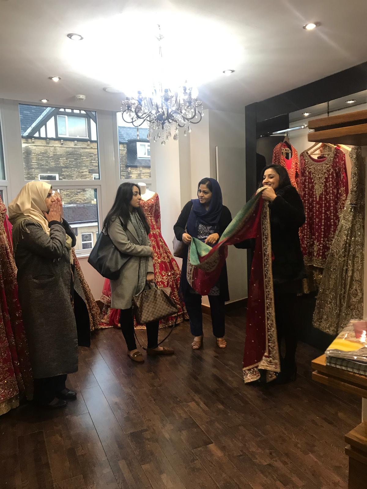 #TRUNKSHOWNO3 Highlights Faiza Saqlain