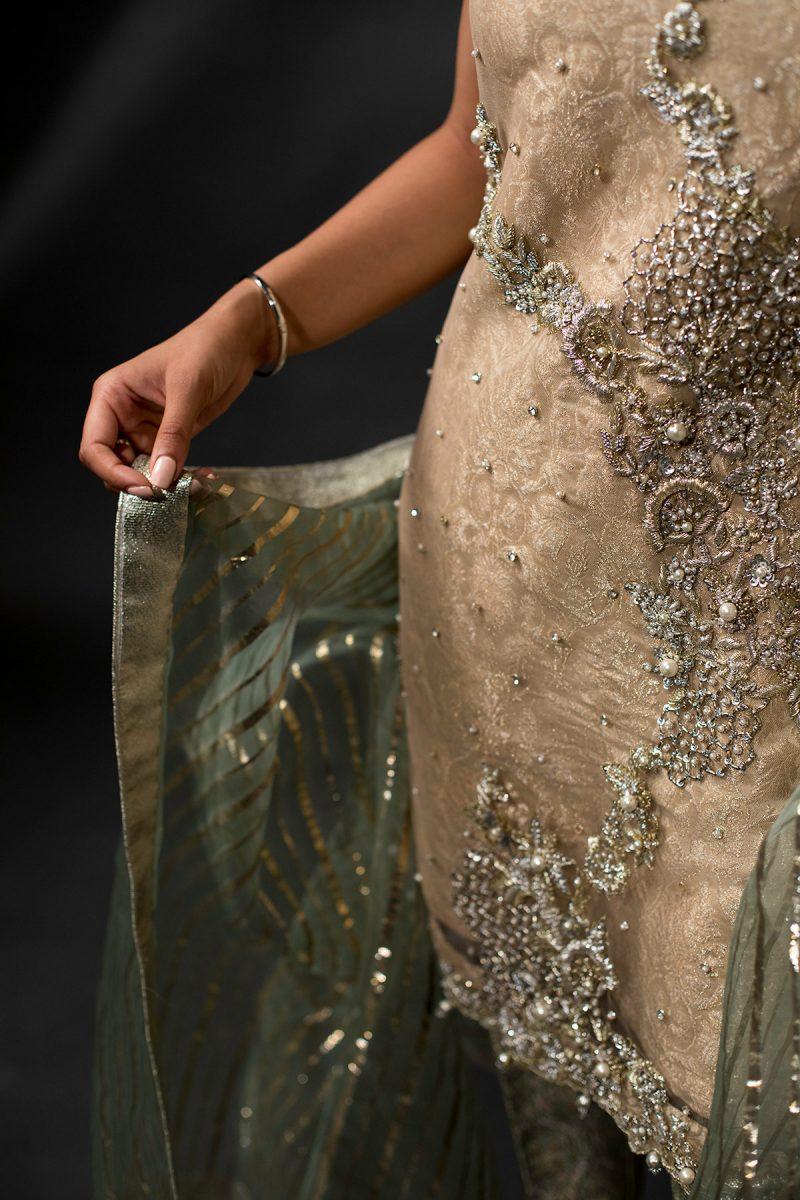 NOUSHA Monsoon Mink Occasion Wear 2019 by Zonia Anwaar - chambeili Bridal